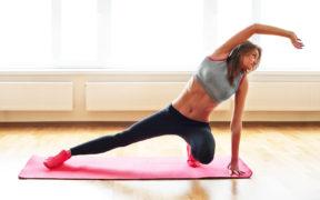 Najlepsze ćwiczenia na płaski brzuch 6