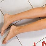 Ćwiczenia na szczupłe łydki 3