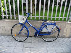 Ćwiczenia odchudzające - Rower 1