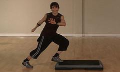 Step aerobik - czyli aerobik ze schodkiem... 7